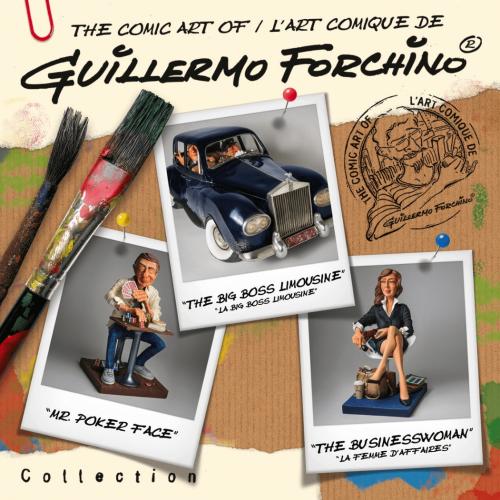 katalog Guillermo Forchino